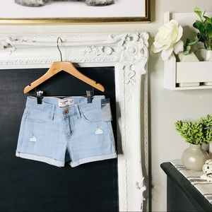 Abercrombie Girls shorts Sz 11/12 NWT
